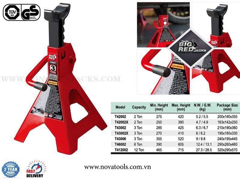 CHÂN KÊ 3 TẤN TORIN T43002