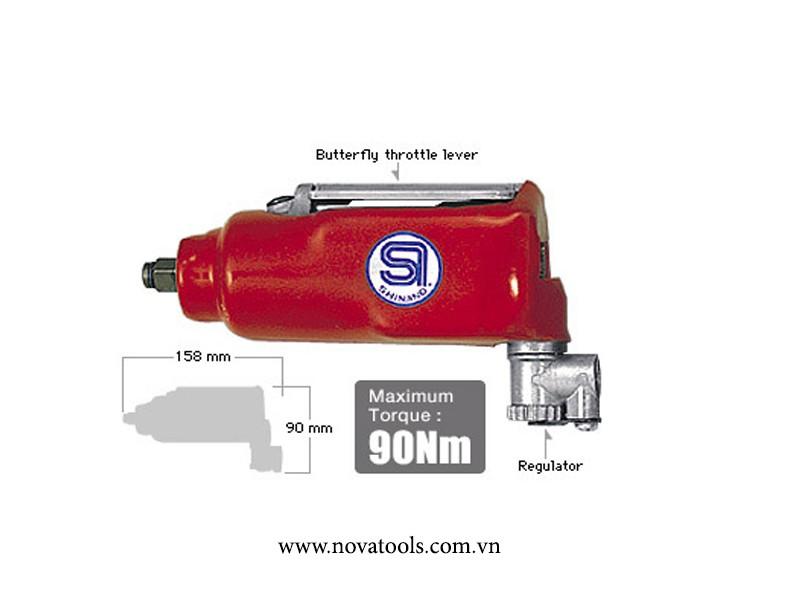 "SÚNG BẮN ỐC 3/8"" SHINANO SI-1305"