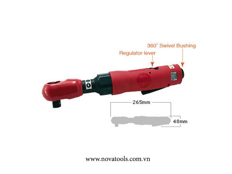 """SÚNG VẶN ỐC TAY NGANG 1/2"""" SI-1345B"""